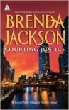 Courting Justice - Brenda Jackson