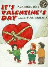 It's Valentine's Day - Jack Prelutsky, Yossi Abolafia