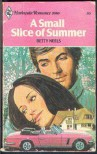 A Small Slice of Summer (Harlequin Romance, #2080) - Betty Neels