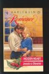Hidden Heart  (EasyRead Print) (Harlequin Romance, No 3114) - Jessica Steele
