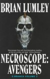 E Branch: Necroscope Avengers V. 3 (E Branch) - Brian Lumley