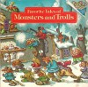 Favorite Tales of Monsters and Trolls  (A Random House Pictureback) - George Jonsen