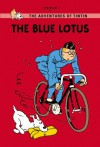 Adventures of TinTin Blue Lotus  - Hergé