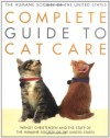 The Humane Society of the United States Complete Guide to Cat Care - Wendy Christensen, The Staff of the Humane Society of America