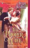 The Proper Wife - Julia Justiss