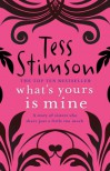 What's Yours Is Mine - Tess Stimson