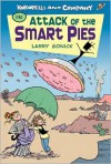 Kokopelli and Company in Attack of the Smart Pies - Larry Gonick
