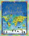 The Usborne Children's Picture Atlas: Miniature Edition - Ruth Brocklehurst