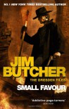 Small Favor (The Dresden Files, #10) - Jim Butcher