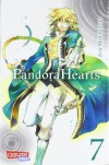 Pandora Hearts, #7 - Jun Mochizuki