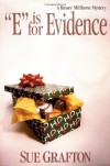 """E"" is for Evidence (Kinsey Millhone #5) - Sue Grafton"
