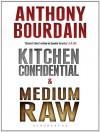 Tony Bourdain boxset: Kitchen Confidential & Medium Raw - Anthony Bourdain