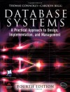 Database Systems: A Practical Approach to Design, Implementation and Management - Thomas M. Connolly, Carolyn E. Begg