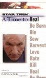 A Time to Heal - David Mack