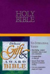 Deluxe Gift and Award Bible - Anonymous