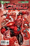 Red Lanterns #1 - Peter Milligan, Ed Benes