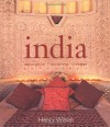 India: Decoration, Interiors, Design - Henry Wilson