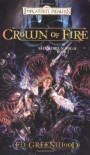 Crown of Fire (Forgotten Realms: The Harpers, #9; Shandril's Saga, #2) - Ed Greenwood