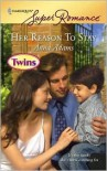 Her Reason to Stay (Twins, #19) - Anna Adams