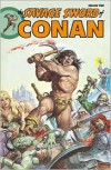 The Savage Sword of Conan, Volume 2 - Barry Windsor-Smith,  Roy Thomas,  John Buscema