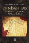 24 Nisan 1915 İstanbul, Çankırı, Ayaş, Ankara - Nesim Ovadya İzrail