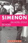 Maigret en hotel Étoile du Nord - Georges Simenon, Hans Riemsdijk