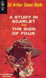 A Study in Scarlet / The Sign of Four -  Arthur Conan Doyle