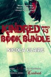 Kindred (Books 1 - 3) Book Bundle - Nicola Claire