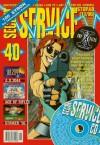 Secret Service 40 (listopad 1996) - Redakcja Miesięcznika Secret Service, Marcin Przasnyski, Waldemar Nowak