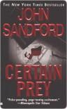 Certain Prey (Lucas Davenport, #10) - John Sandford