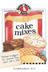 Cake Mixes Cookbook (Gooseberry Patch) - Gooseberry Patch