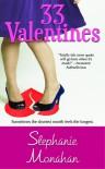 33 Valentines - Stephanie Monahan