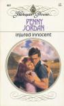 Injured Innocent (Harlequin Presents #883) - Penny Jordan