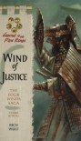 Wind of Justice - Rich Wulf