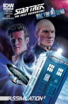 Star Trek: The Next Generation / Doctor Who: Assimilation 2 - Scott Tipton, Denton Tipton