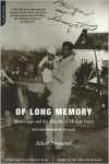 Of Long Memory: Mississippi and the Murder of Medgar Evers - Adam Nossiter