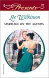 Marriage on the Agenda - Lee Wilkinson