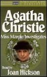 Miss Marple Investigates - Agatha Christie
