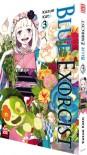 Blue Exorcist, Band 3 - Kazue Kato