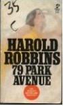 79 PARK AVENUE - HAROLD ROBBINS