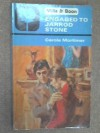 Engaged to Jarrod Stone (Harlequin Presents, #388) - Carole Mortimer