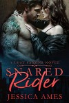 Snared Rider (A Lost Saxons Novel Book 1) Kindle Edition - Jessica Ames