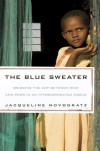 Blue Sweater - Jacqueline Novogratz