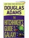 THE HITCH HIKER'S GUIDE TO THE GALAXY - douglas adams