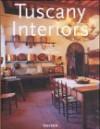 Tuscany Interiors (Interiors (Taschen)) - Paolo Rinaldi