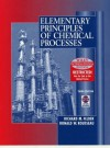 Elementary Principles of Chemical Processes - Richard M. Felder