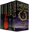 Emperor Series Collection: The Gods Of War, The Field Of Swords, The Death Of Kings, The Gates Of Rome - Conn Iggulden