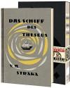S. - Das Schiff des Theseus (Limitierte Auflage) - Bert Schröder, Tobias Schnettler, Doug Dorst, J.J. Abrams