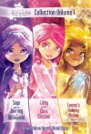 Star Darlings Collection Volume 1: Sage and the Journey to Wishworld; Libby and the Class Election; Leona's Unlucky Mission - Shana Muldoon Zappa, Ahmet Zappa