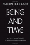 Being and Time - Edward Robinson, John MacQuarrie, Martin Heidegger
